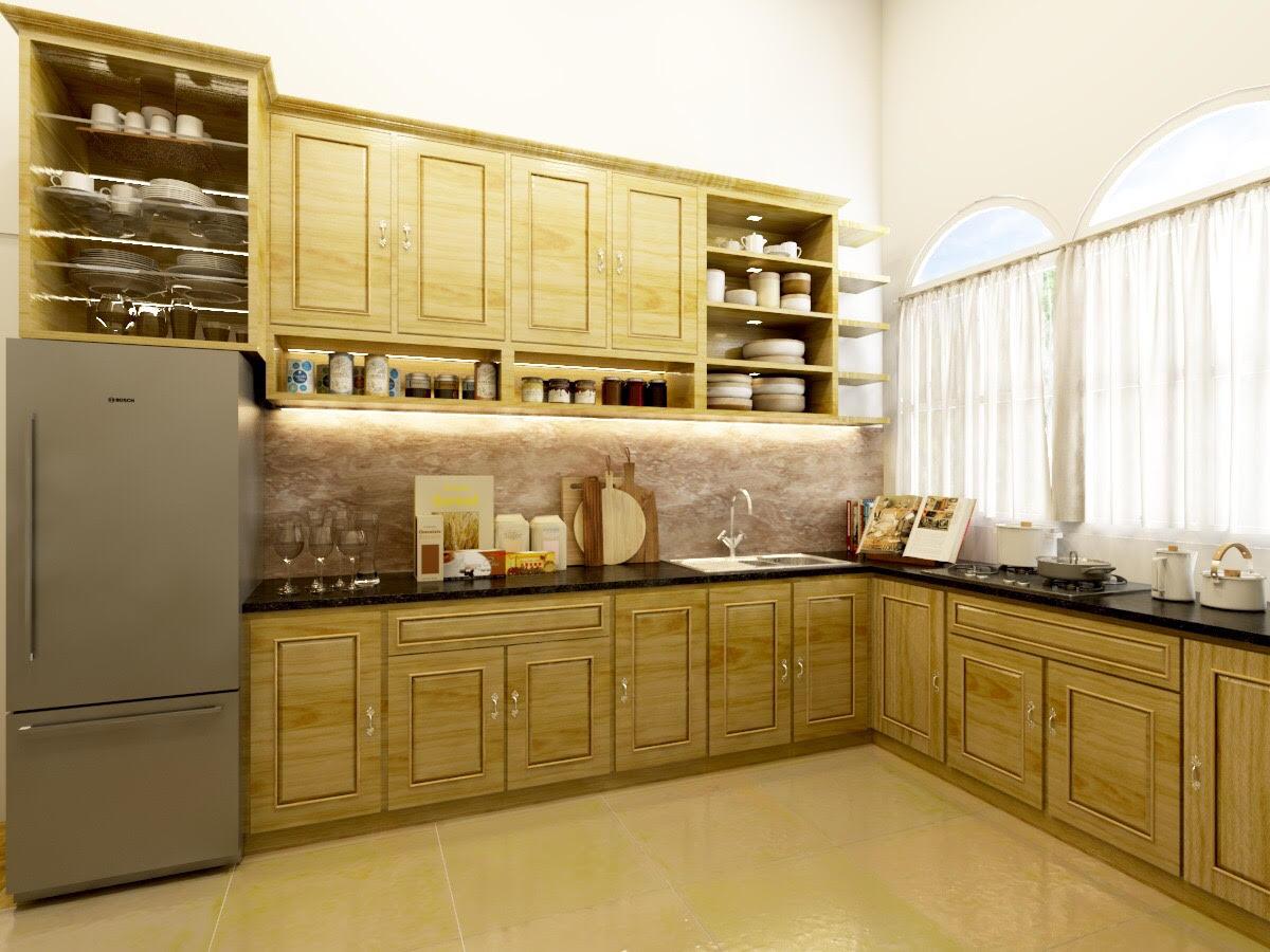 Mrs Vony Country Kitchen Set Design