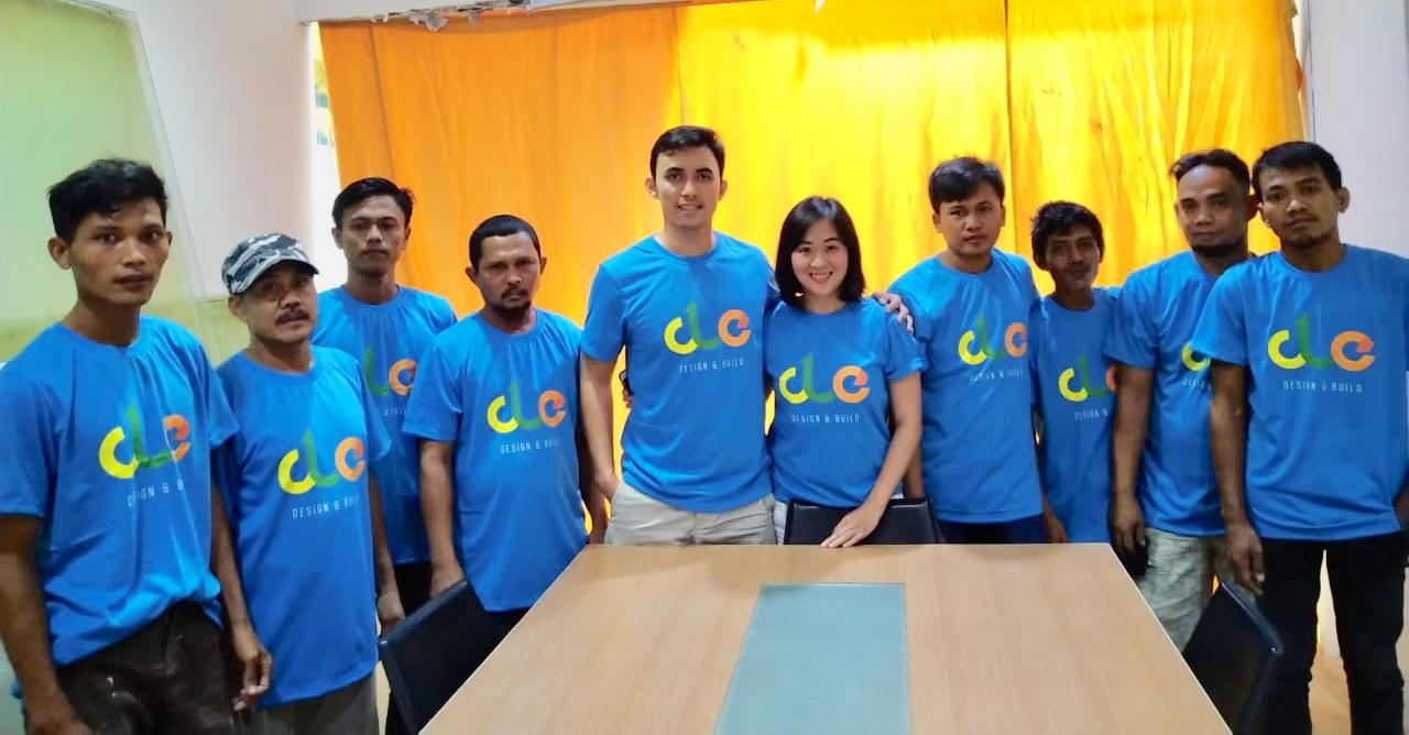 Cle Engineer Team Photoshoot