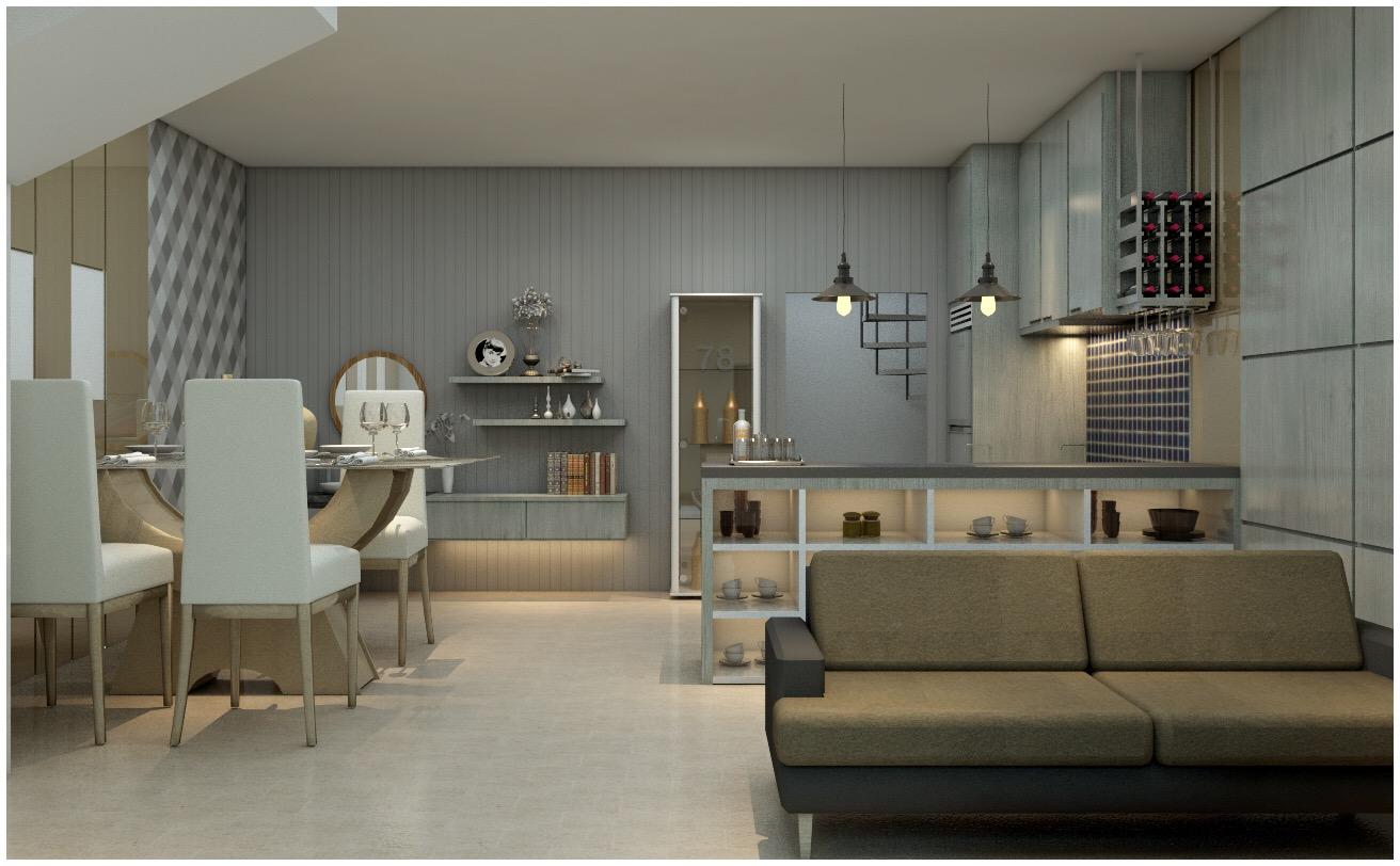 Mr Rudy Interior Gading Serpong House Design