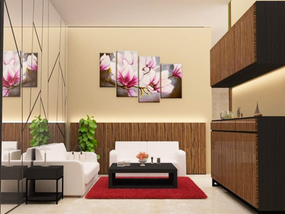 Mrs Sherly Interior Design Minimalis House