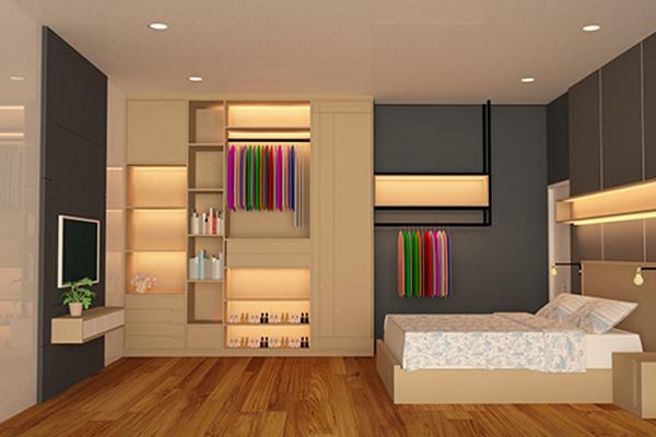 Mr Kevin Bedroom Design